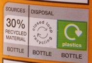 m&s recycling logo